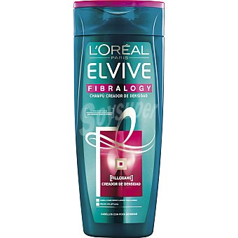 Elvive L'Oréal Paris Champu fibralogy Frasco 300 ml