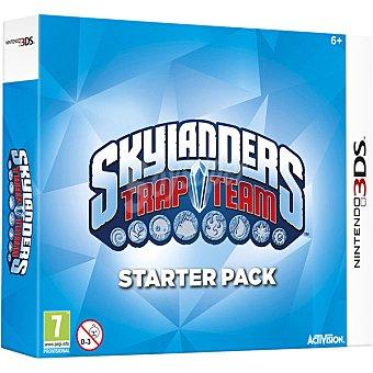Nintendo Videojuego Starter Pack Skylanders Trap Team para 3DS 1 unidad