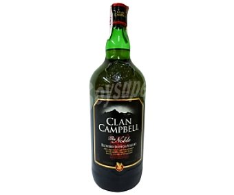 Clan Campbell Blended Whisky Escocés Botella de 1,5 Litros