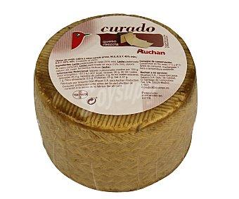 """Auchan Queso curado """"mini"""" de vaca, cabra y oveja 1000 Gramos"""