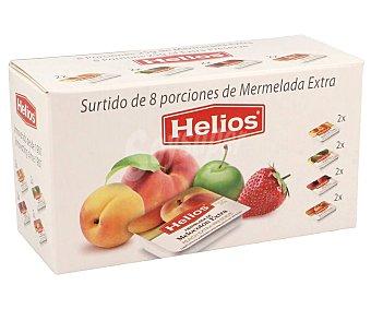 Helios Surtido de mermeladas extra sin gluten 200 g