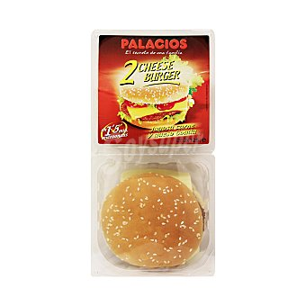 Palacios Cheese burger 250 gr