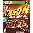 Barritas de cereales Caja 150 g Lion Nestlé