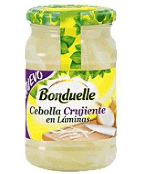 Bonduelle Cebolla crujiente en rodajas Lata de 165 gr