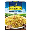 Arroz con pollo al curry Envase 300 g Carretilla