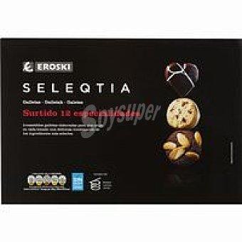 Eroski Seleqtia Surtido galletas especialidades Eroski caja 245 g