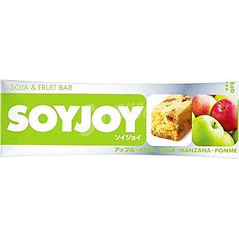 SOYJOY Barrita energética de manzana Soja & Fruit Bar Envase 30 g