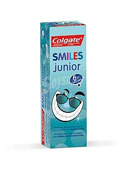 Colgate Pasta de dientes Smiles junior +6 años Tubo 50 ml