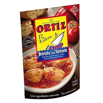 Conservas Ortiz Bonito con tomate 300 g