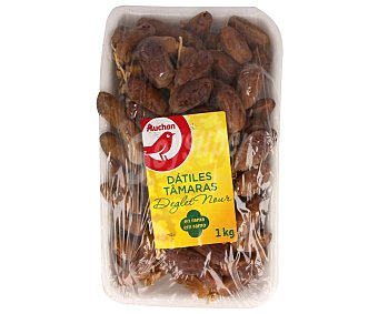 PRODUCTO ALCAMPO Dàtiles Tàmaras, Deglet Nour 1 kg