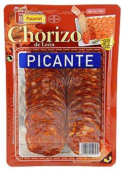Pajariel Chorizo picante lonchas Paquete 100 g