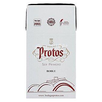 """Protos Estuche de vino D.O. """"ribera del Duero"""" tinto roble Pack 2x75 cl"""