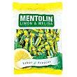 Caramelo mentolín limón & melisa  bolsa 300 gr Lacasa