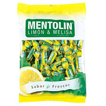 LACASA Caramelo mentolín limón & melisa  bolsa 300 gr