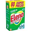 Detergente en polvo elena Maleta 80 + 10 dosis Elena