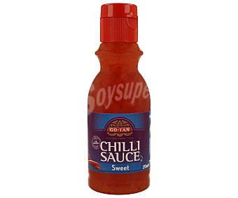 Go-tan Salsa sweet chilli Bote de 215 ml