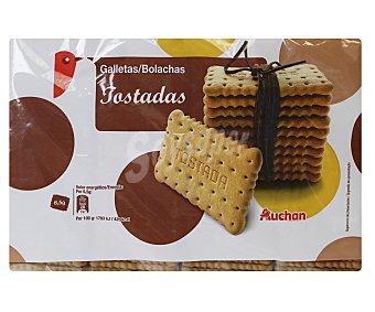 Auchan Galletas Tostada 4 tubos x 200 g
