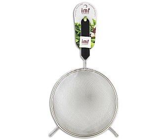 IMF Colador con mango de polietileno, cuerpo de acero inoxidable y 1 apoyo, 20 centímetros 1 Unidad