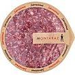 Plato de salchichón ibérico Bandeja 90 g Montaraz