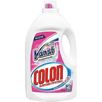 Colón Detergente Liquido con extractos de Vanish 41 lavados