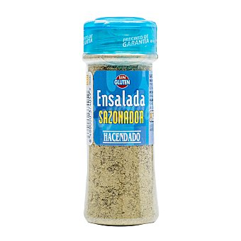 Hacendado Sazonador ensalada (tapón azul) Tarro 95 g