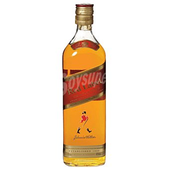Johnnie Walker Whisky red label Botella 70 cl