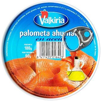 Valkiria Palometa roja ahumada Lata 180 g