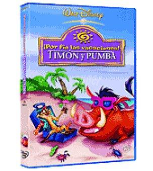 Disney Timon y pumba: ¡por fin las vacaciones!