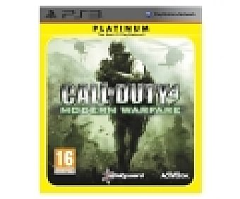ACTIVISION Call Duty4:Modern W. Ps3