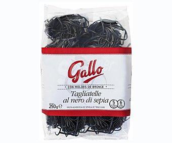 Gallo Pasta tagliatelle al nero di seppia gourmet 250 g