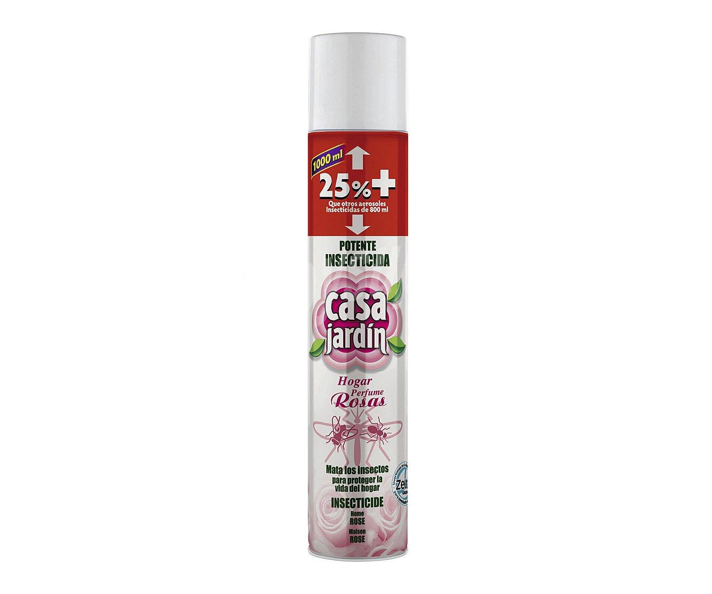 Casa jard n insecticida hogar y plantas perfume rosas 750 for Beneficios del insecticida casa jardin