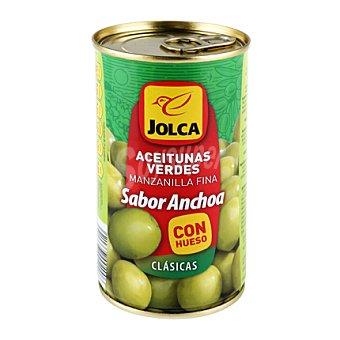 Jolca Aceitunas sabor anchoa 190 g