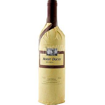 Monte Ducay Vino tinto reserva de Aragón Botella 75 cl
