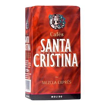 Santa Cristina Café molido mezcla 80/20 Paquete 250 g