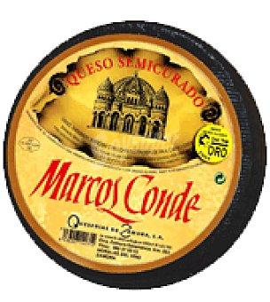 Marcos Conde Queso semicurado mezcla 750.0 g.