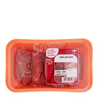 Carrilada de Cerdo Ibérico Envase de 500.0 g.