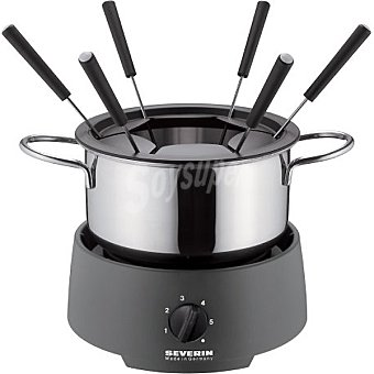 Severin Fondue con termostato asjustable 800 W