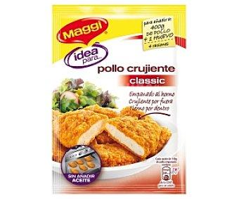 Maggi Sazonador pollo crujiente classic Idea 120 Gramos