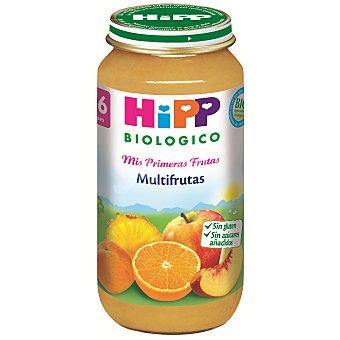 HiPP Biológico Tarrito biolog multifrutas 250 G