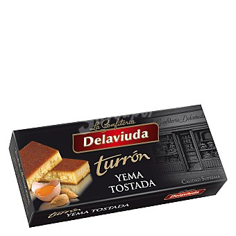 Delaviuda Turrón yema tostada 300 g