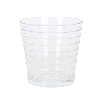 Home Style Set de 6 Vaso de Vidrio home style Lines - Transparente 29 cl