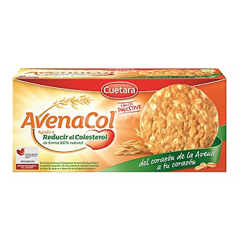 Cuétara Galleta avenacol digestive 300 g