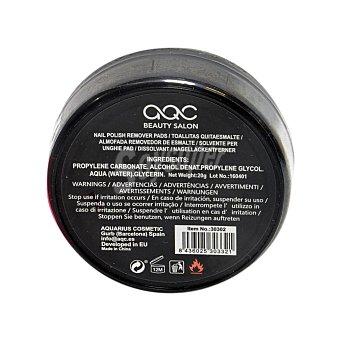 Beauty Salon Toallitas quitaesmalte sin acetona 32 ud 32 ud