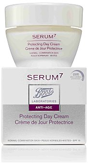 Boots Serum7 Crema Dia Normal FPS 15 50 ml