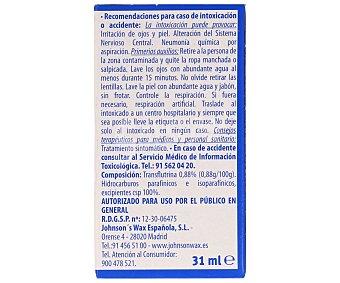 Raid Recambio Insecticida Aparato Eléctrico Líquido Geranio 1 Unidad