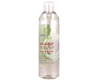 COSMIA GREEN Agua Limpiadora 3 en 1 Tomate Agua Micelar 250 Mililitros