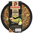 Tortilla de patatas con espinacas envase 650 gr envase 650 gr Palacios