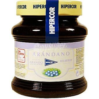 Hipercor Mermelada de arándanos Frasco 350 g