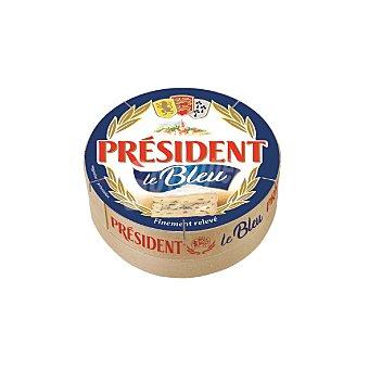 Président Queso le bleu cuña de 145 g Pieza de