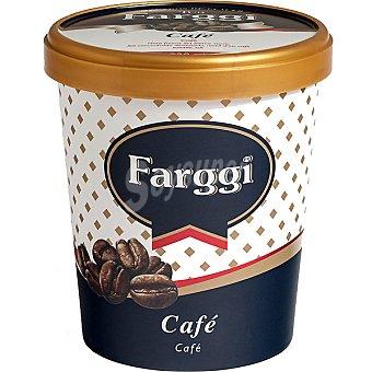 Farggi Helado de café Tarrina 500 ml